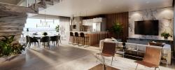 18 - Living Duplex